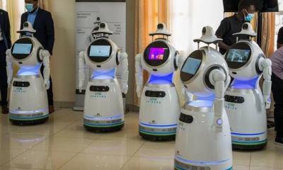 FG acquires profiling robots at airport