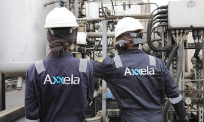 AxxelaPlc's BondlistsonNigerian Stock Exchange