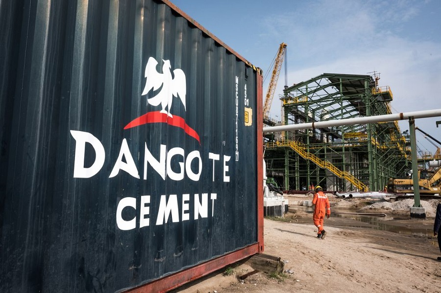 Image of article 'Dangote Cement Plc. appoints Ms. Berlina Moroole as non-Executive Director'