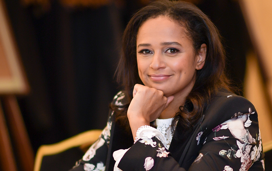 Africa's richest woman has assets seized by Portugal