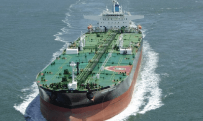 Oil tanker volumes dropped by 18.6% Year-Over-Year in July - Lloyd's List Intelligence