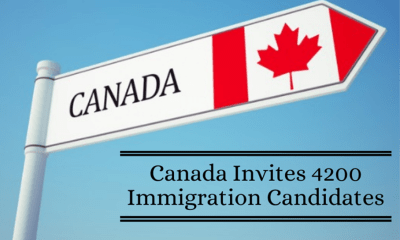 Canada invites 4,200 express entry candidates in its September draw