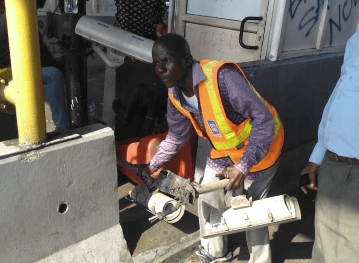 LCC says perimeter cameras were not removed from Lekki Toll