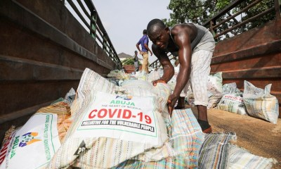 CACOVID reacts to looting of food items, explains why distribution of palliatives was delayed