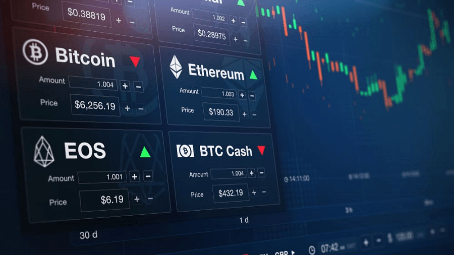 Crypto market breaks past $1 trillion for the 1st time in history