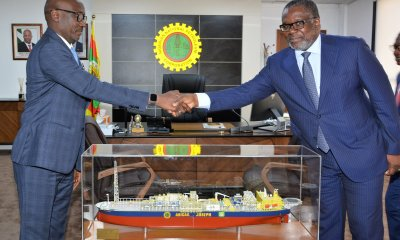 NNPC, First E&P, commences oil production from Oil Mining Leases