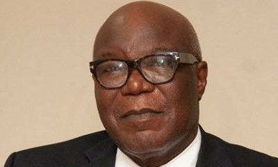 Zenith Bank Plc announces death of its Director, Professor Oyewusi Ibidapo-Obe