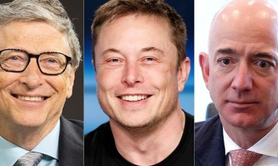 Billionaires worth over $100 billion made $270 billion in 2020