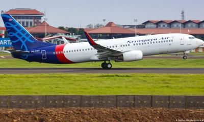 Sriwijaya Air plane with over 60 passengers is missing
