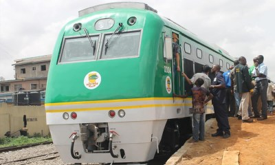 Nigerians lament over hike in train fare by black market operators