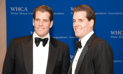 Meet The Billionaire Twins Who bought $10m Worth Of Bitcoin When It Still Sold For $8