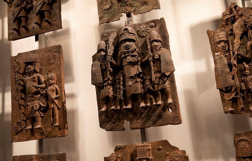 FG says it will take possession of the returned looted Benin bronzes    Nairametrics