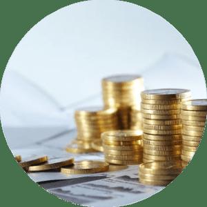 Cash coins