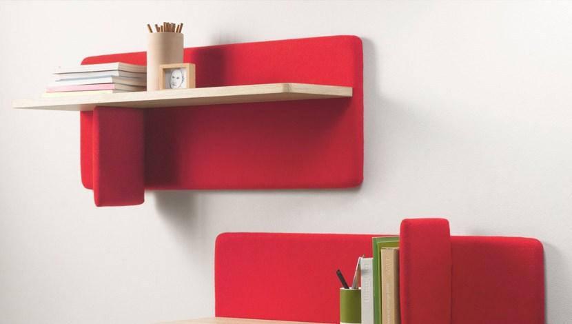 New Design For Book Shelves