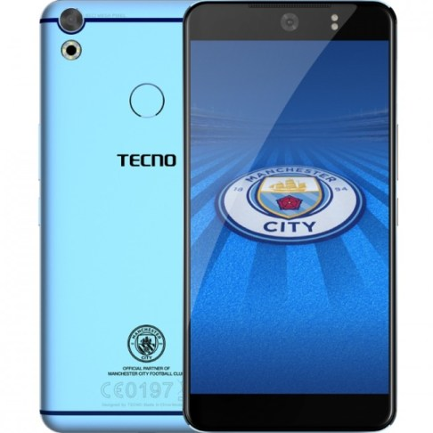 Camon Cx Manchester City