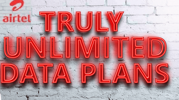 Airtel data plan subscription code