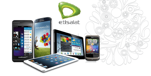 Etisalat data plan for all devices