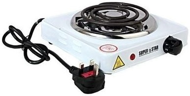 single coiled electric cooker