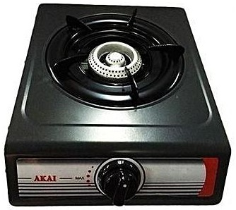 Sigle burner gas cooker