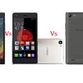 Tecno WX3 vs WX3 LTE vs WX3 Pro