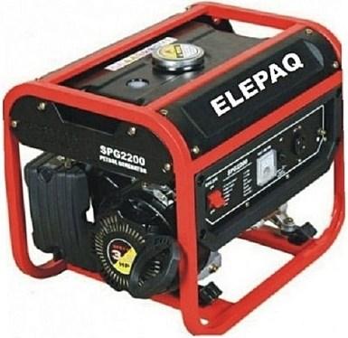 Elepaq 1.8KVA generator