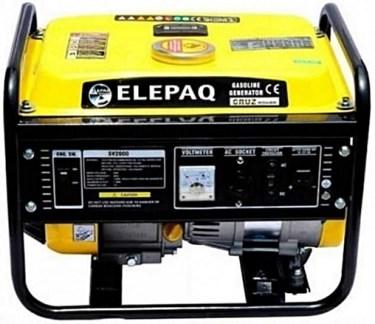 Elepaq 1.3kva generator