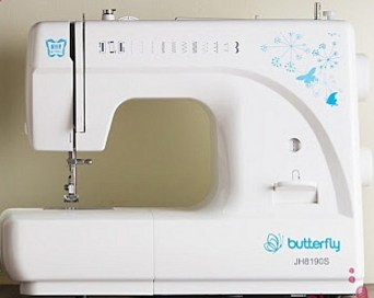 Butterfly Zigzag Sewing Machine