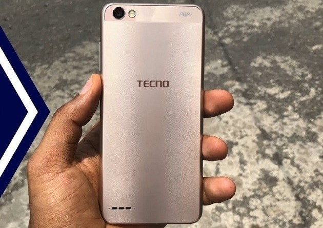 This is Tecno F3 (POP 1) – The Budget Phone with 18:9 Screen to Body Aspect Ratio