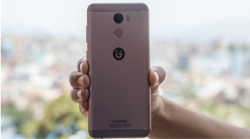 Gionee A1 Lite Features