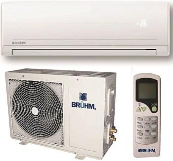 Bruhm 1.5hp split air conditioner