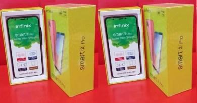 Infinix Smart 2 pro features