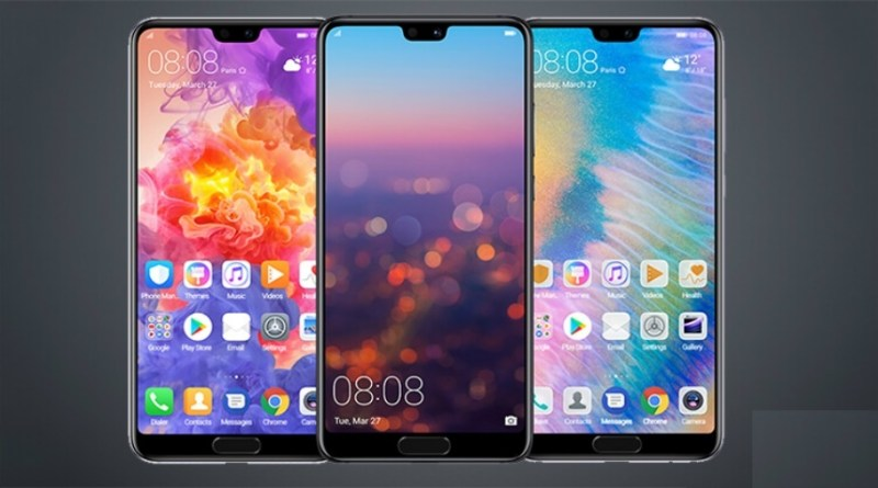 huawei p20 features