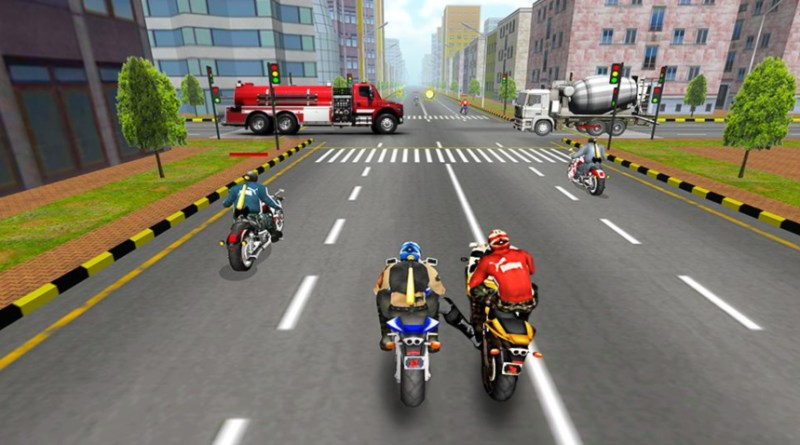 Android Bike racing games