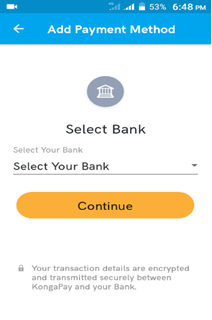Kongapay app 6