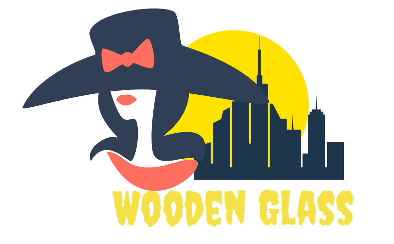Wooden Glass - City Life