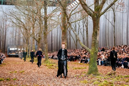Chanel Fashion Show, Ready To Wear Collection Fall Winter 2018 in Paris
