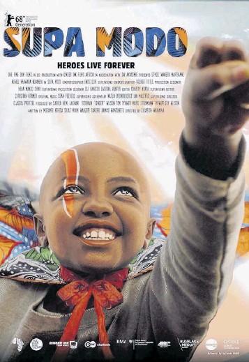 Supa Modo Kenyan Film Official HD Trailer