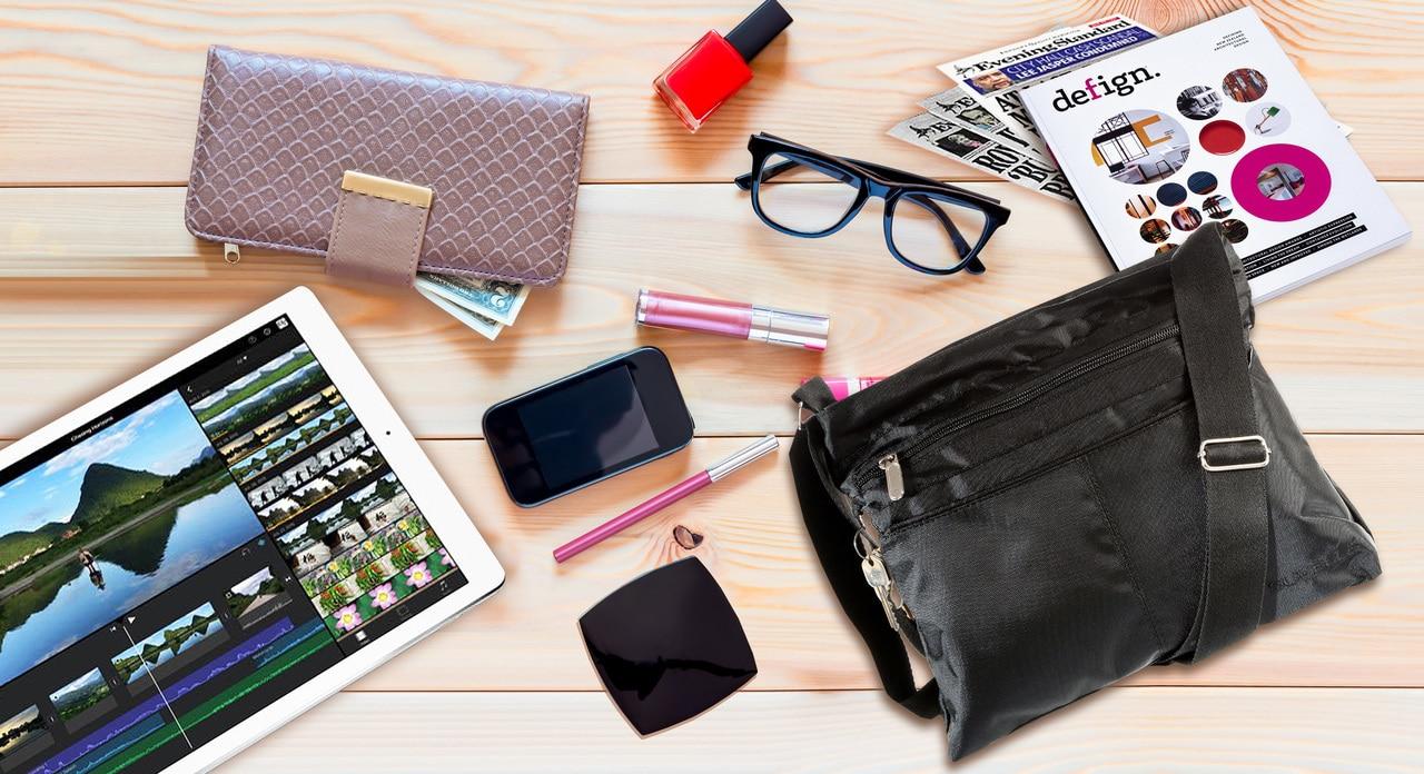 Makeup Bag for Beginners