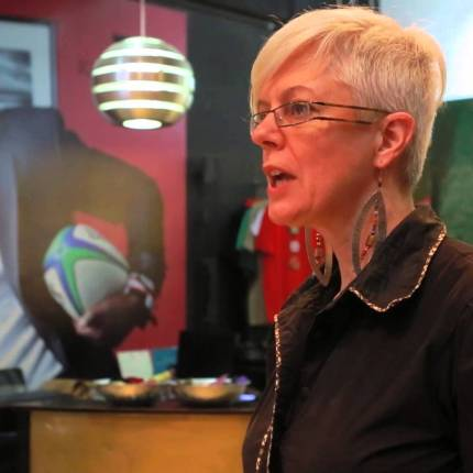 Meet Fashion Leader In Kenya Ann McCreath Founder and Head Designer at Kiko Romeo