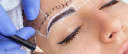 What Is Eyebrow Microblading? or 3D eyebrow embroidery