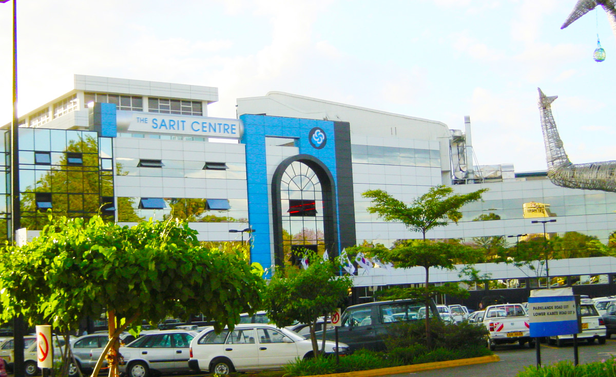 The Sarit Centre