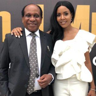 Nairobi Fashion Hub Reginald Mengi Jacqueline Ntuyabaliwe Mengi and the Family _2