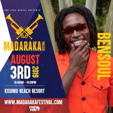 Nairobi Fashion Hub Madaraka Festival Bensoul