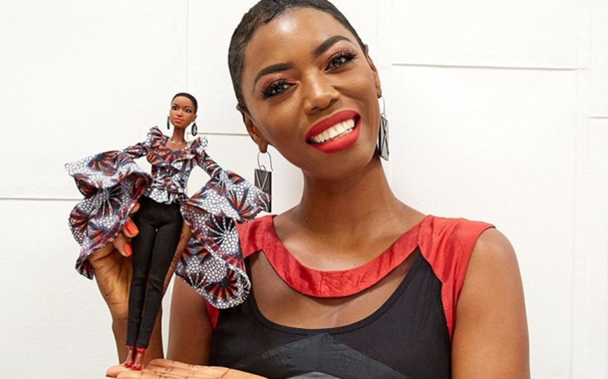 Lira Molapo becomes the first African Womanto have a Barbie doll in her honour