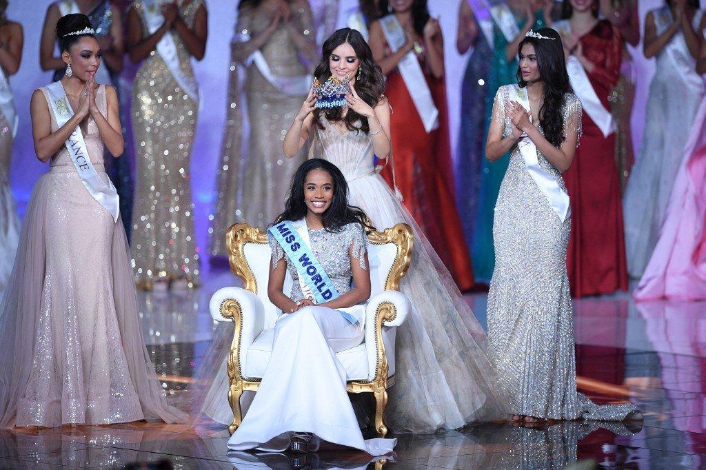 Miss Jamaica Toni-Ann Singh Crowned Miss World 2019