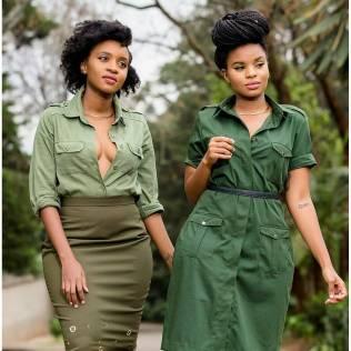 Nairobi Fashion Hub Lisa Gaitho and Anita Gaitho