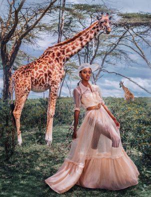 Nairobi Fashion Hub Stacy Michuki Miss universe Kenya 2019 _4
