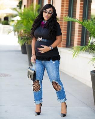 Nairobi Fashion Hub Chim Ama Pregnacy Pictures By Chicamastyle 20