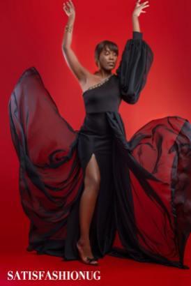 Nairobi fashion Hub Satifashion UG April Cover Rachel and Cleo 8