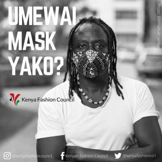 Nairobi fashion hub Mask for all 1
